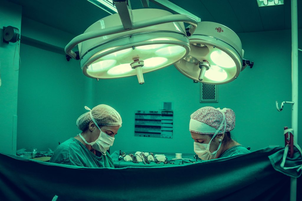 Surgery for Spinal disc herniation