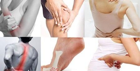 bone pain in many position